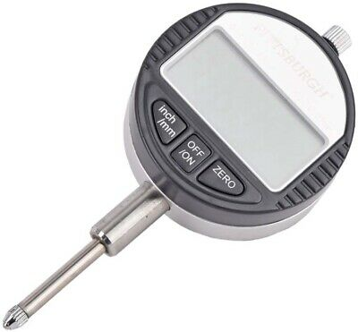 Pittsburgh 0-1 0-25mm 0.005 0.01mm Sae Metric Electronic Lcd Digital Indicator
