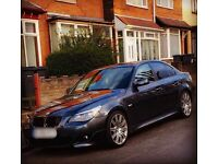 58 Reg 520D M Sport, Manual, Face Lift - CAT D repaired, Daily use so mileage will increase
