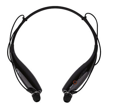 Bluetooth Headset Stereo Kopfhörer Wireless für iPhone iPad Samsung Galaxy