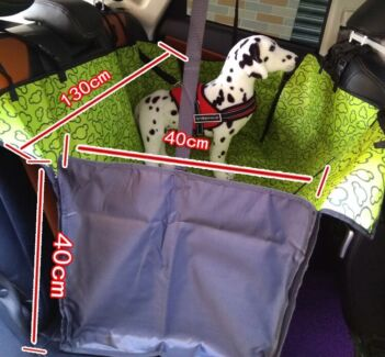 Puppies/Dogs car seat