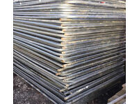 🛠Security Heras Used Top Quality Fencing Panels •