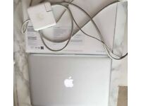 """Apple MacBook Pro 13"""" mid 2012 fully working bought in 2013 no damage comes with box and charger"""