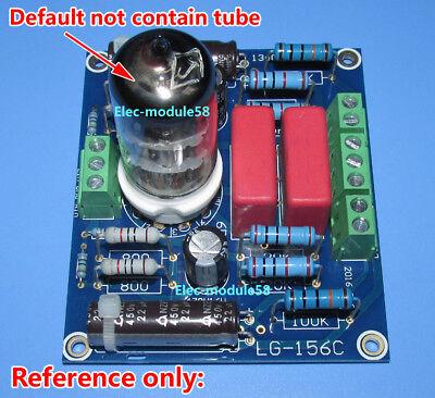 Stereo Tube Preamplifier Pre-amp Board Vacuum Tube Pre Buffer for 6DJ8 6N11 6922 (Dj Preamp)