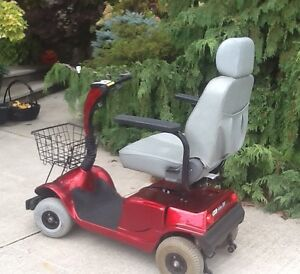 FOR RENT  MOBILITY SCOOTERS  $  100 p/M. AND POWER CHAIRS London Ontario image 1
