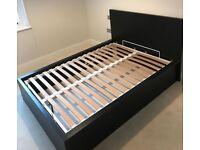 ikea MALM ottoman storage bed