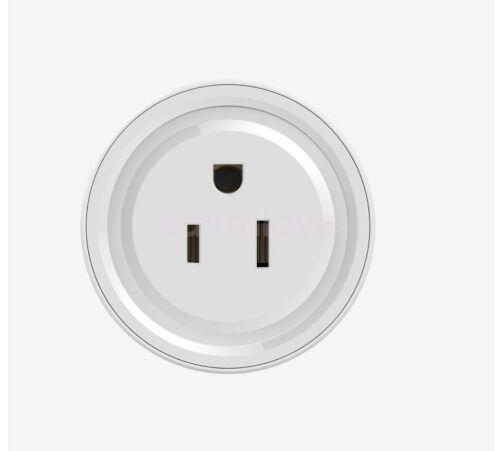 Mini Remote Control Timer Switch WiFi Smart Power Socket Outlet US Plug Alexa