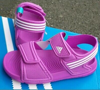 Adidas Junior Boys Girls Infant Sandals Slippers Various Sizes