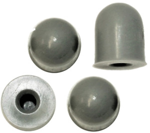 67-68 Mustang Screw Tip Protectors-Tailight/Rear Side Marker