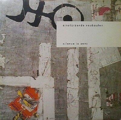 EINSTÜRZENDE NEUBAUTEN Silence is Sexy - 2LP / Vinyl - Gatefold Sleeve - 2011