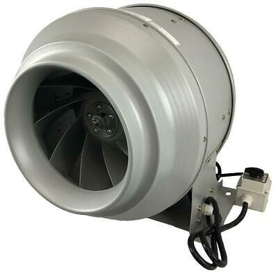 Tjernlund Hydroponic Max Mixed Flow Inline Duct Exhaust Fan Mk-12
