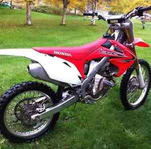 2013 Honda crf250r forsale or trade