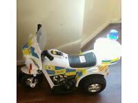 Motor bike for kids