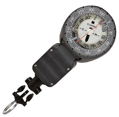 Suunto SK8 Arm Kompass + Suunto Retractor mit Vorrichtung - Neu vom Fachhandel