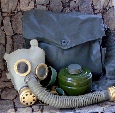 Child's Play Costume Gas Mask and Messenger Bag](Kids Gas Mask Costume)