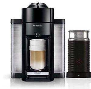 BNIB NEW Nespresso Vertuo Coffee Espresso Machine & Frother
