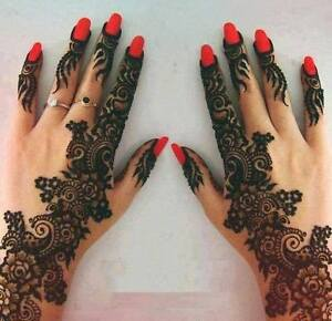 Henna Spa Party Packages for any occasion from $6 ONLY!