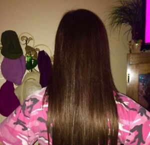 """18"""" full head 100% Remy tape in extensions"""