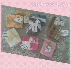 Handmade homemade soap