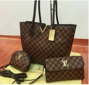 Louis Vuitton (Bag and Wallet)