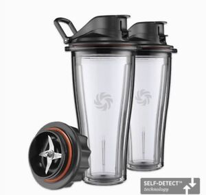 For sale: Vitamix personal container set
