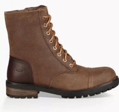 UGG Women's Kilmer II Leather Waterproof Boots 8 NIB