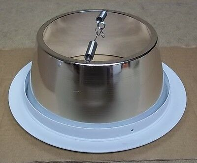 Halo 426 6-Inch Specular Clear Reflector Cone Trim (Specular Clear Trim)