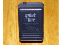 AudioPrism QuietLine LF-1 MKIII Parallel Power Line Filter. Mains noise reduction for hi-fi / studio