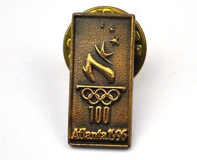 USA Lapel Mini Pin Button Anstecknadel - 100. Olympiade Atlanta 1996
