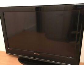 """E-motion 19"""" Flatscreen TV"""