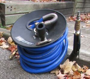 Campbell Hauser Air Hose Caddy and Air Hose