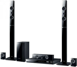 Samsung HT-C5530 Blu-Ray Home Cinema System with Tallboy Speaker