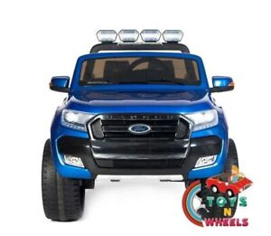 2018 official licensed kids Ford Ranger With LCD Screen