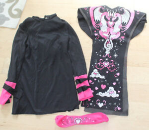 Girls Halloween costume, approx size 6 years