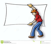 Drywall/Plastering - 30 yrs. of expertise
