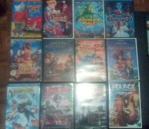 Great condition Kids/adult movie lot Windsor Region Ontario image 3