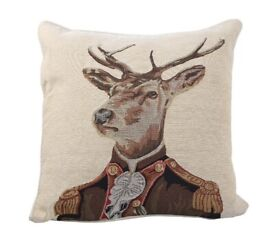 Noble Stag Cushion