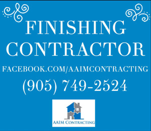 Finishing Contractor