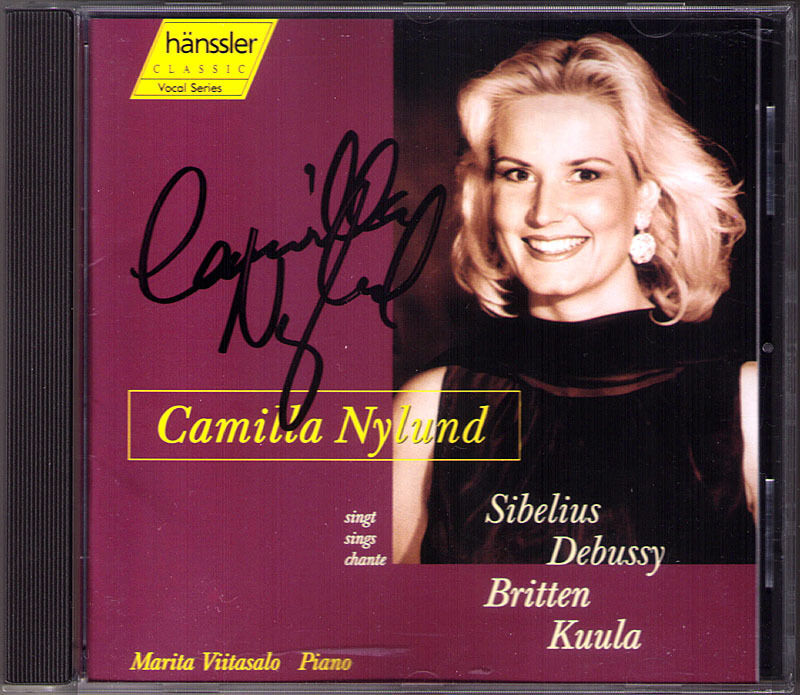 camilla nylund im radio-today - Shop