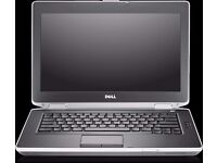DELL i5 E6430 3RD GEN 320 GB HDD 4 GB RAM ESATA HDMI ONLY 130 WITH NEW DELL BAG