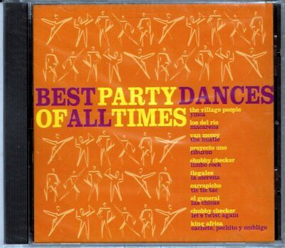 Best Party Dances Of All Times   BRAND  NEW SEALED