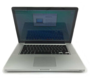 Late 2011 15inch Macbook Pro i7 4gb 500gb hd Needs trackpad!