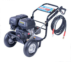 Commercial Gas Pressure Washer , 3600 PSI
