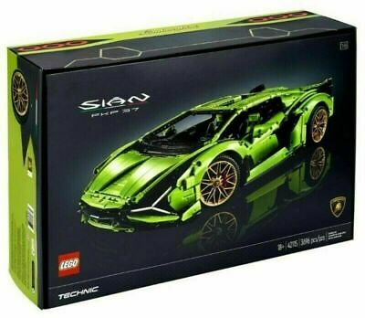 LEGO 42115 TECHNIC Lamborghini Sián FKP 37 - *Brand New In Box * IN HAND
