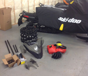 Skidoo parts and accessories