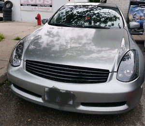 2004 Infinity G35 Coupe