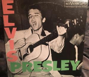 Disque #1 Elvis Presley LPM-1254