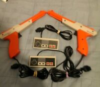 Nintendo NES Gun and 3rd Party Controllers