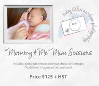 NOW BOOKING MINI SESSIONS FOR MOTHER'S DAY