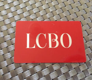 $25 LCBO Gift Card for $20