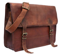 True Leather Messenger Bags (Holiday Special)